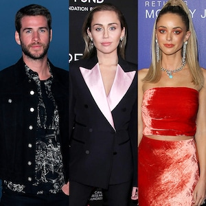 Liam Hemsworth, Miley Cyrus, Kaitlynn Carter