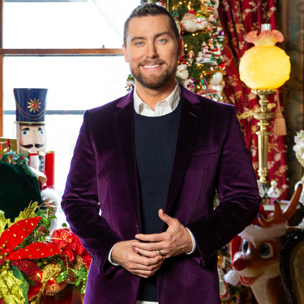 Lance Bass and HGTV Are Here to Get You Into the Spirit With Outrageous Holiday Homes