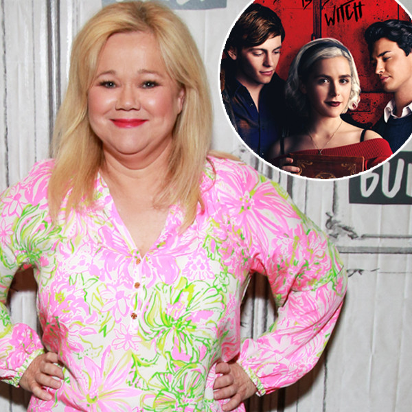How Caroline Rhea Really Feels About Netflix's Chilling Adventures of Sabrina