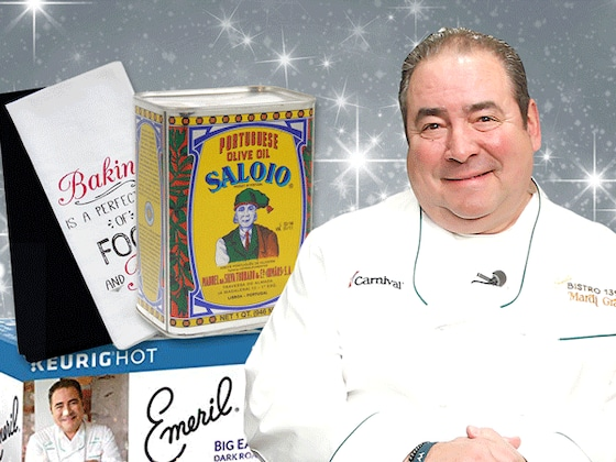 Chef Emeril Lagasse's Holiday Gift Guide 2019
