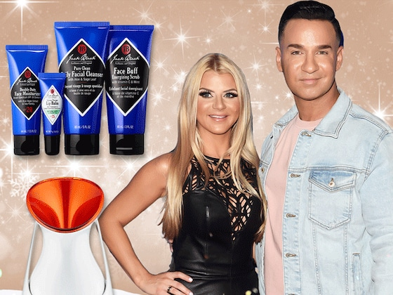 "Mike ""The Situation"" Sorrentino and Wife Lauren's Holiday Gift Guide 2019"