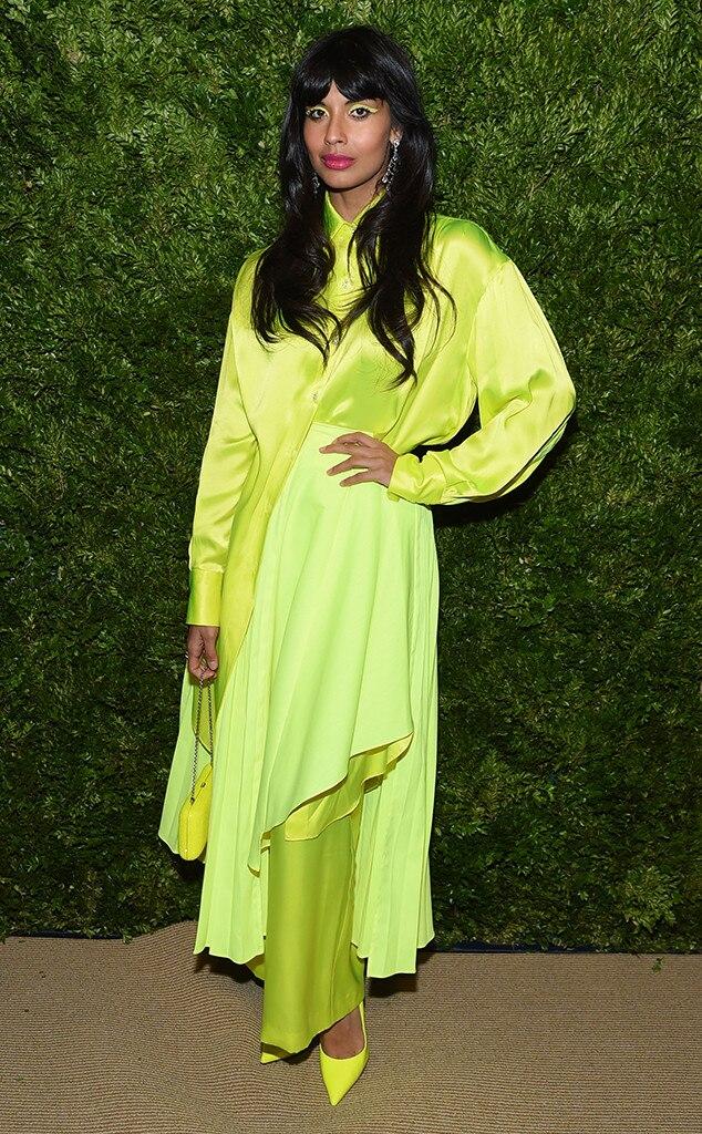 Jameela Jamil, Fashion Police Widget