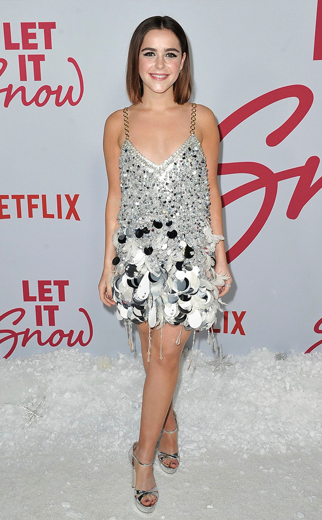 Kiernan Shipka, Fashion Police Widget