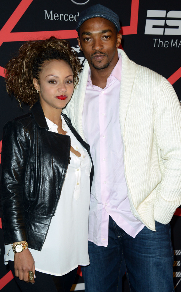 Anthony Mackie and Wife Quietly Divorced Last Year | E! News