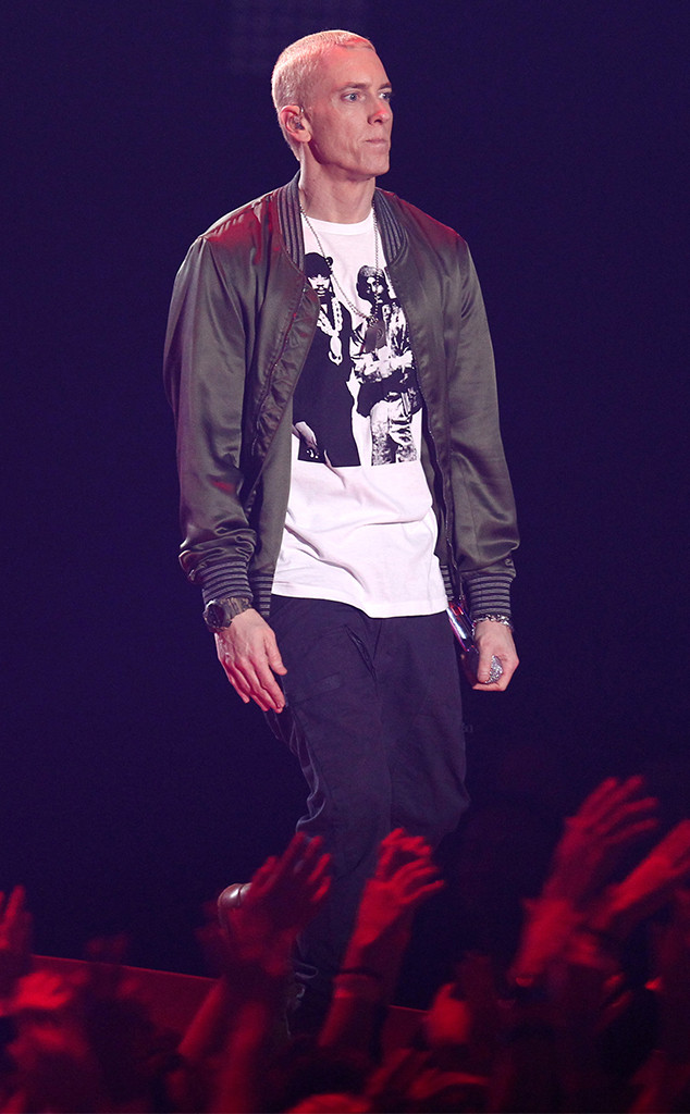 Eminem, 2014 MTV Movie Awards