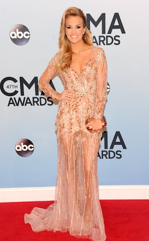 Carrie Underwood, 2013 CMA Awards