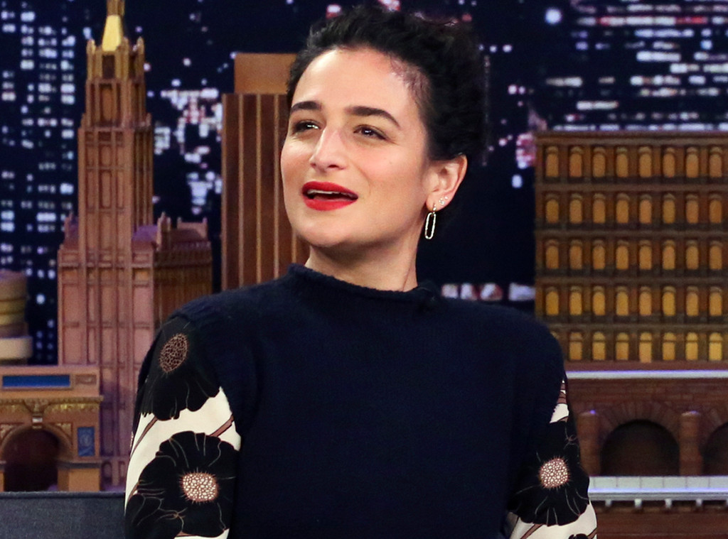 Jenny Slate, The Tonight Show Starring Jimmy Fallon 2019