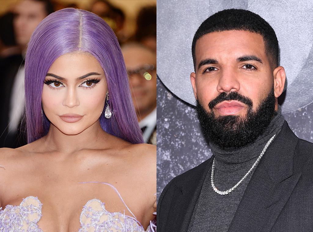 Kylie Jenner, Drake