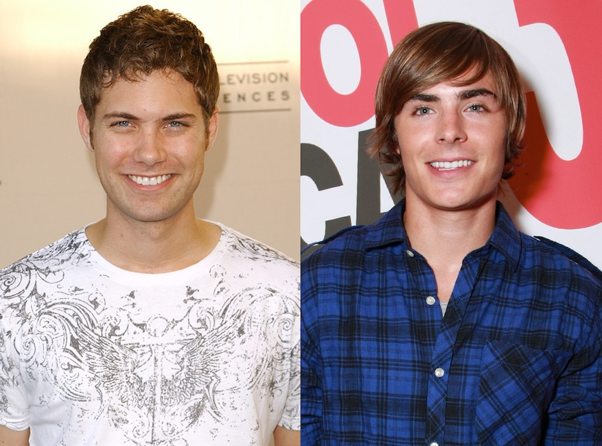 High School Musical 3, Drew Seeley, Zac Efron