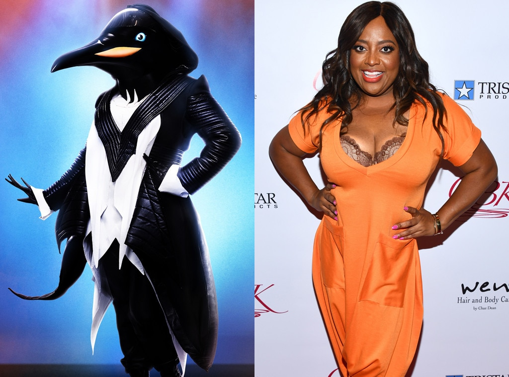 The Penguin, Sherri Shepherd, The Masked Singer