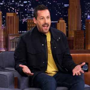 Adam Sandler, The Tonight Show, Jimmy Fallon