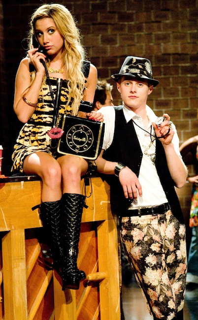 High School Musical 3, Ashley Tisdale, Lucas Grabeel