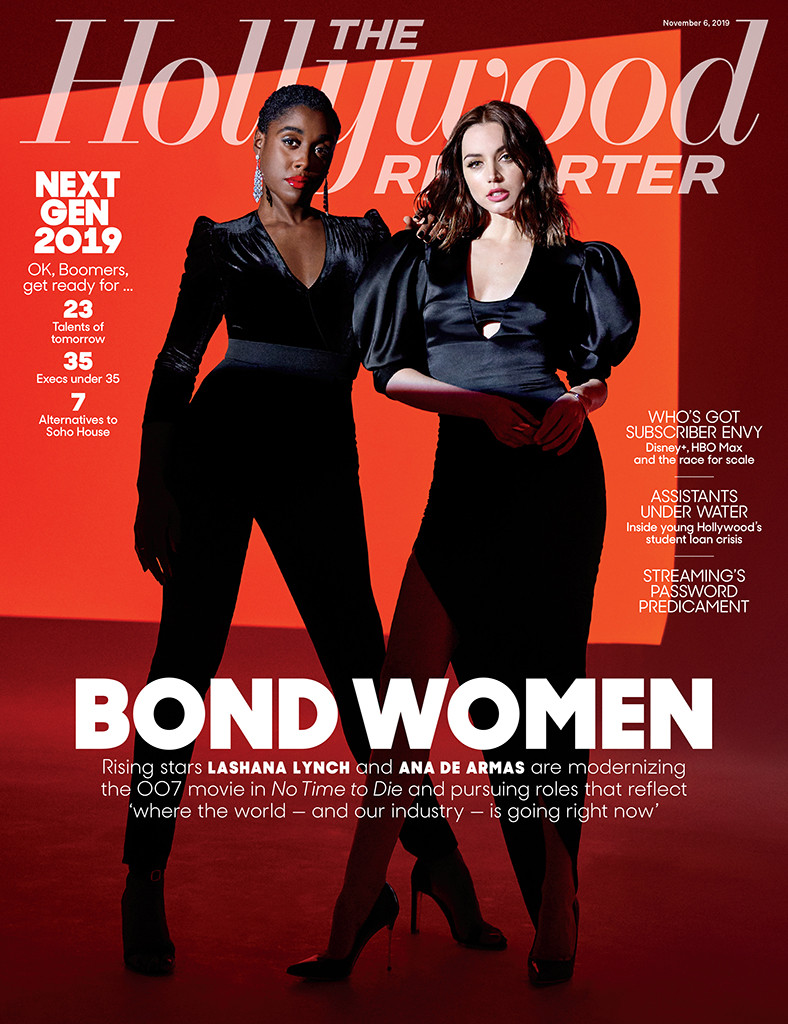 Lashana Lynch, The Hollywood Reporter, Nov. 5, 2019