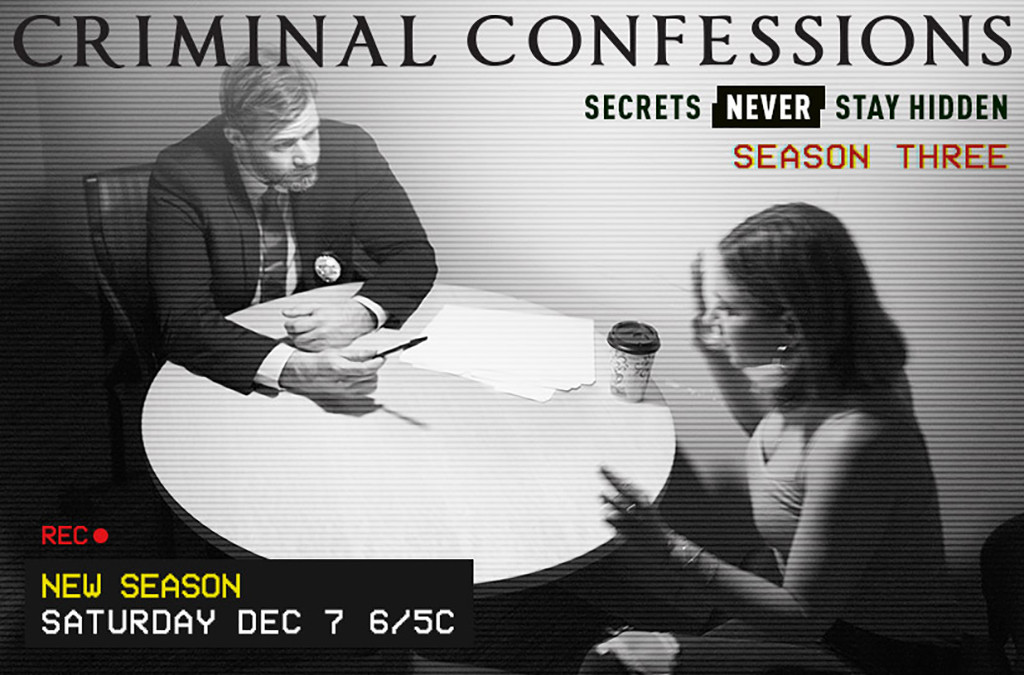 Criminal Confessions, Dick Wolf