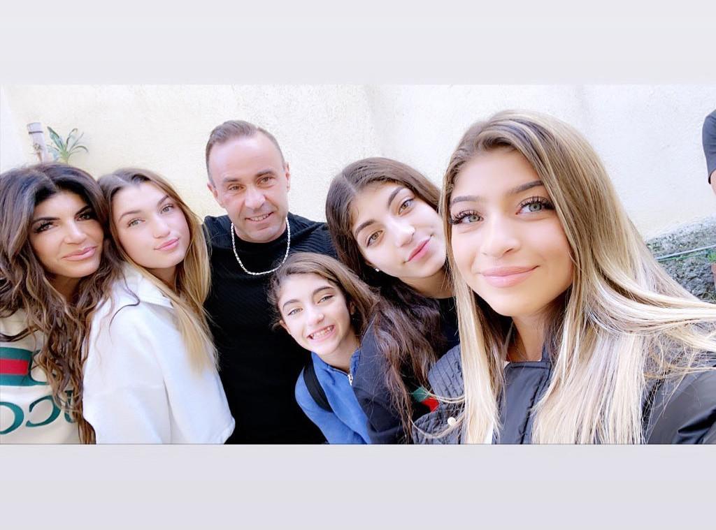 Joe Giudice, Teresa Giudice, Gia Giudice, Kids