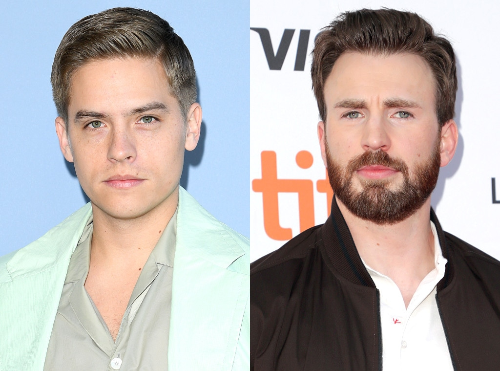 Dylan Sprouse, Chris Evans