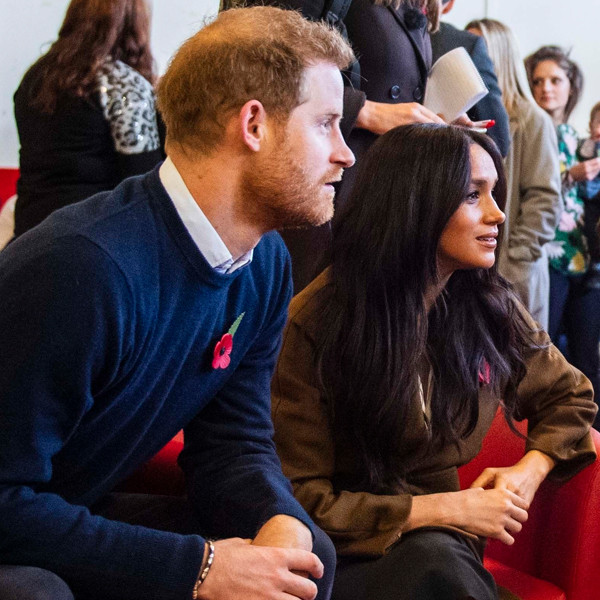 Prince Harry Hints He and Meghan Markle Are Thinking About Baby No. 2