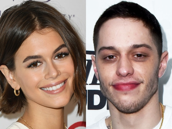Pete Davidson and Kaia Gerber Confirm Romance as They Step Out Holding Hands