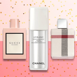 E-Comm: Luxury Beauty Sale