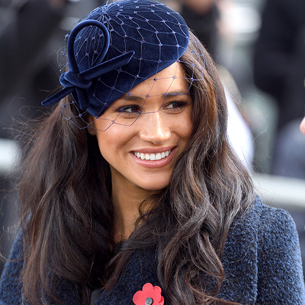 Meghan Markle Had the Most Relatable Makeup Mishap During Field of Remembrance Visit