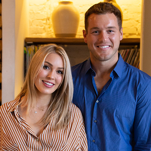The Bachelor's Colton Underwood and Cassie Randolph Break Up After Less Than 2 Years Together - E! Online