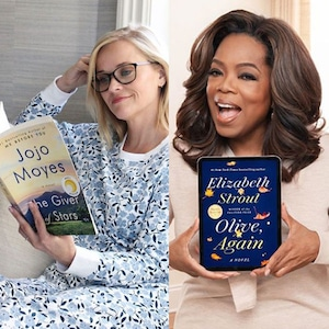 November Celebrity Books