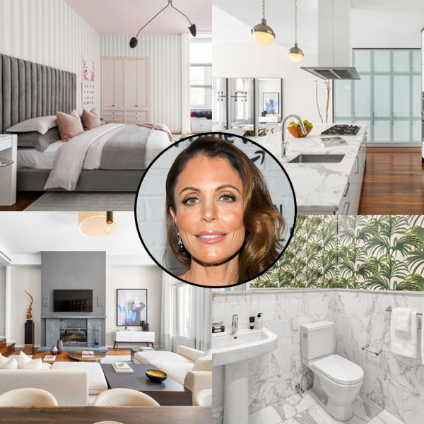 Go Inside Bethenny Frankel's $4 Million New York City Condo