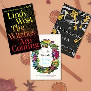 E-Comm: November Books