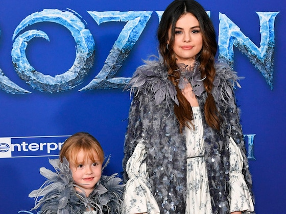 Selena Gomez Gave Her Little Sister the Sweetest Advice for Her Red Carpet Debut