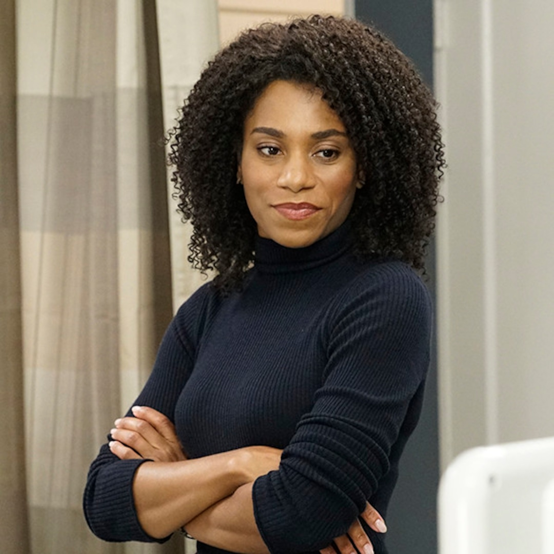 Grey's Anatomy's Kelly McCreary Is Pregnant, Expecting First Baby With Director Pete Chatmon