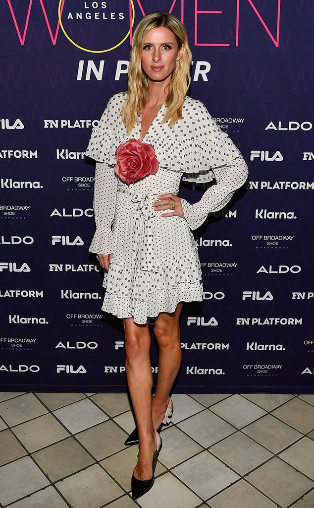 Nicky Hilton Rothschild, Fashion Police Widget