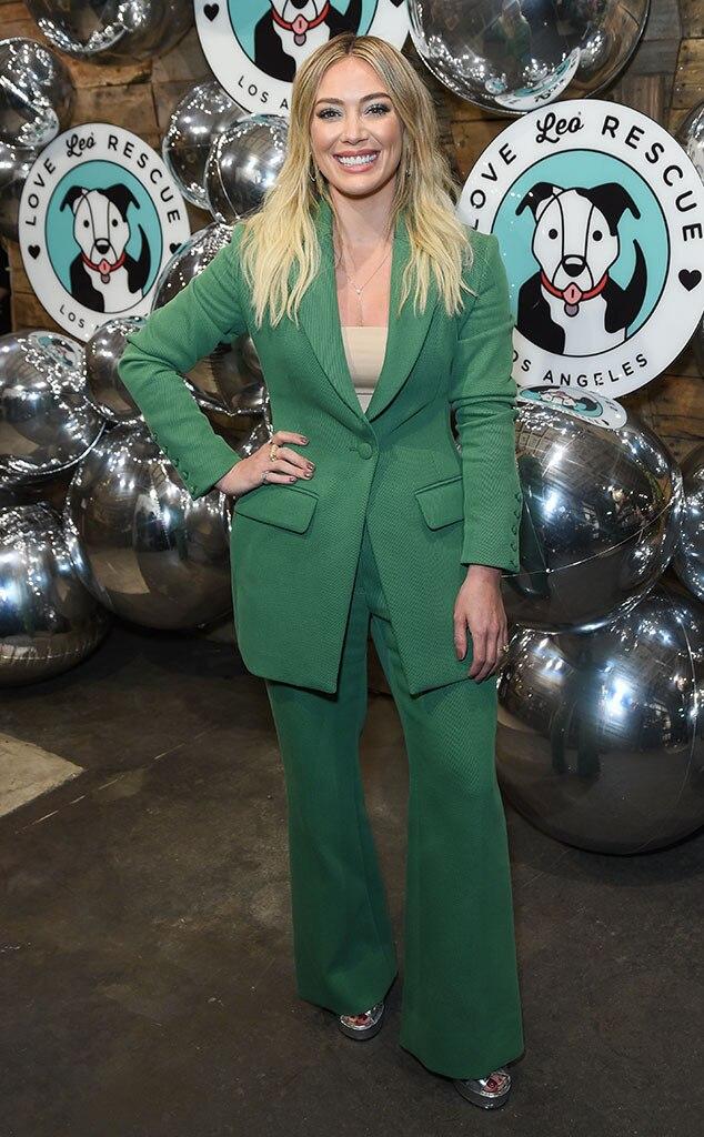Hilary Duff, Fashion Police Widget