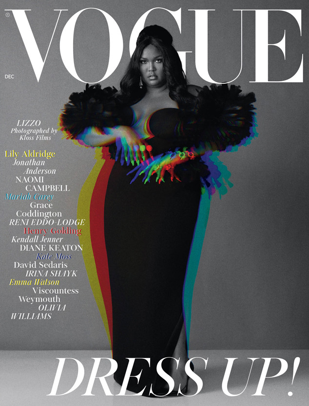 Lizzo, British Vogue