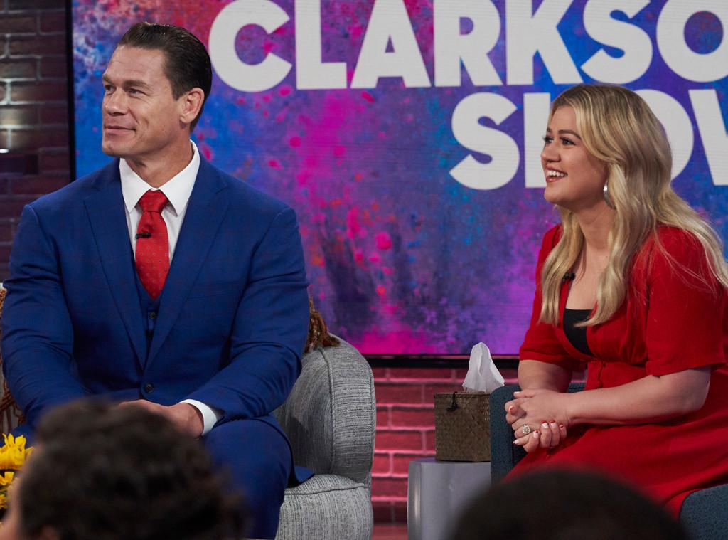 John Cena, Kelly Clarkson Show