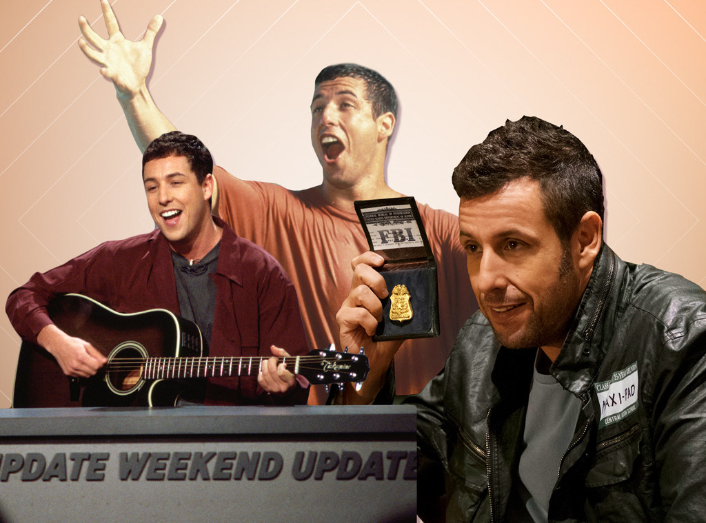 Adam Sandler Feature