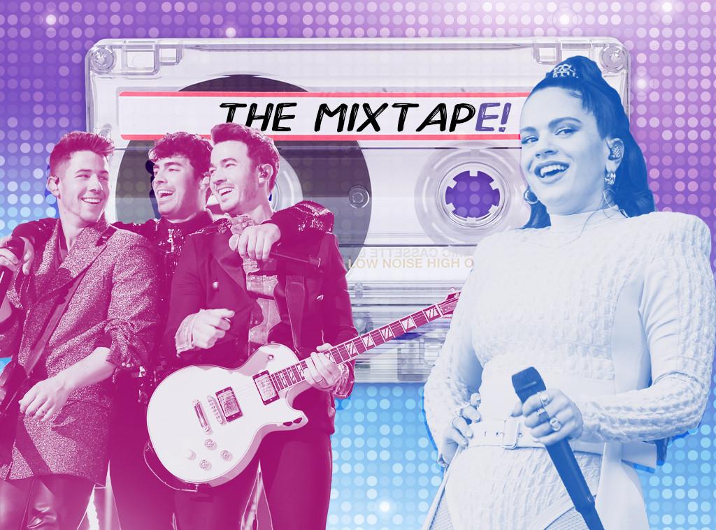 The MixtapE!, The Jonas Brothers, Rosalia