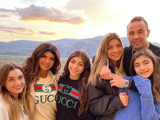Teresa Giudice Opens Up About Her and Daughters' Emotional Reunion With Joe and Christmas Plans