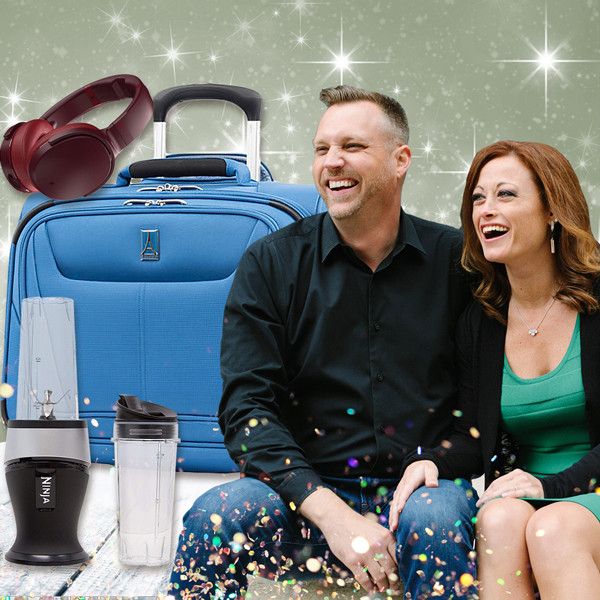 Married at First Sight's AJ Vollmoeller and Stephanie Sersen's Holiday Gift Guide 2019