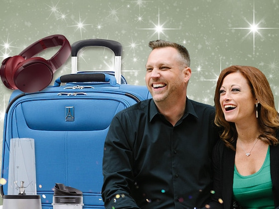 <i>Married at First Sight</i>'s AJ Vollmoeller and Stephanie Sersen's Holiday Gift Guide 2019
