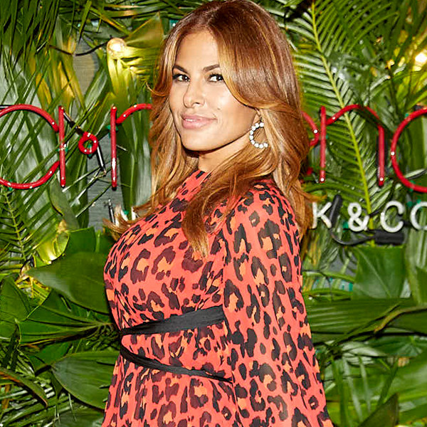 Eva Mendes Gives the Classiest Response After Someone Calls Her Fashion ''Ugly''