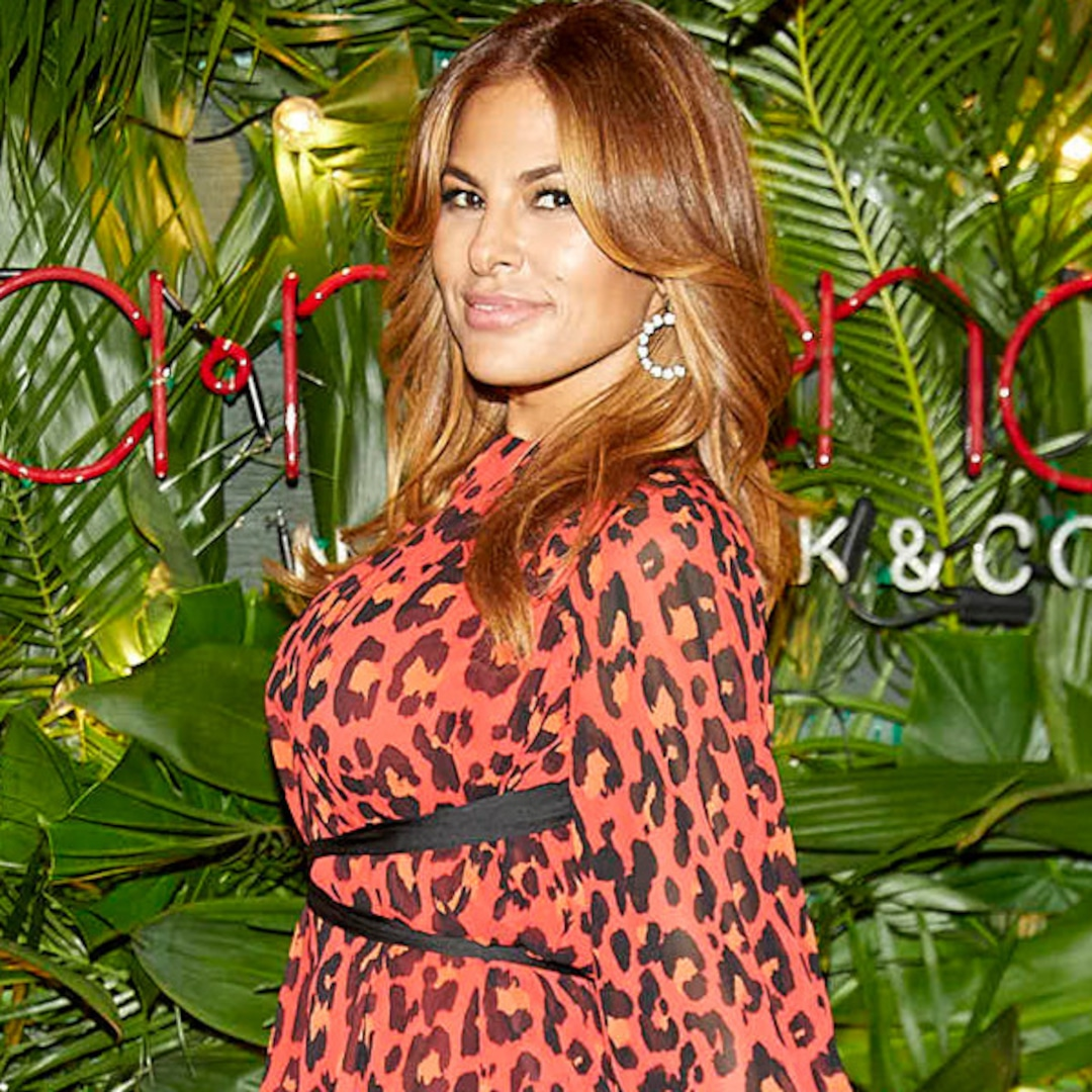 Eva Mendes Takes Skin Care Seriously With Jaw-Dropping 7-Needle Treatment