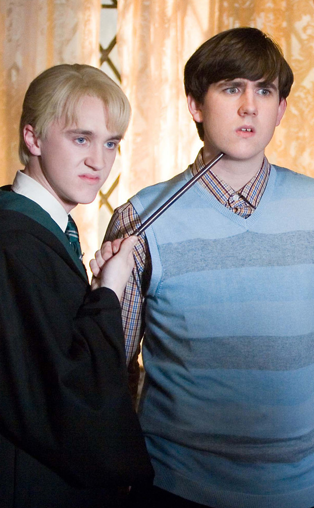 Matthew Lewis, Tom Felton