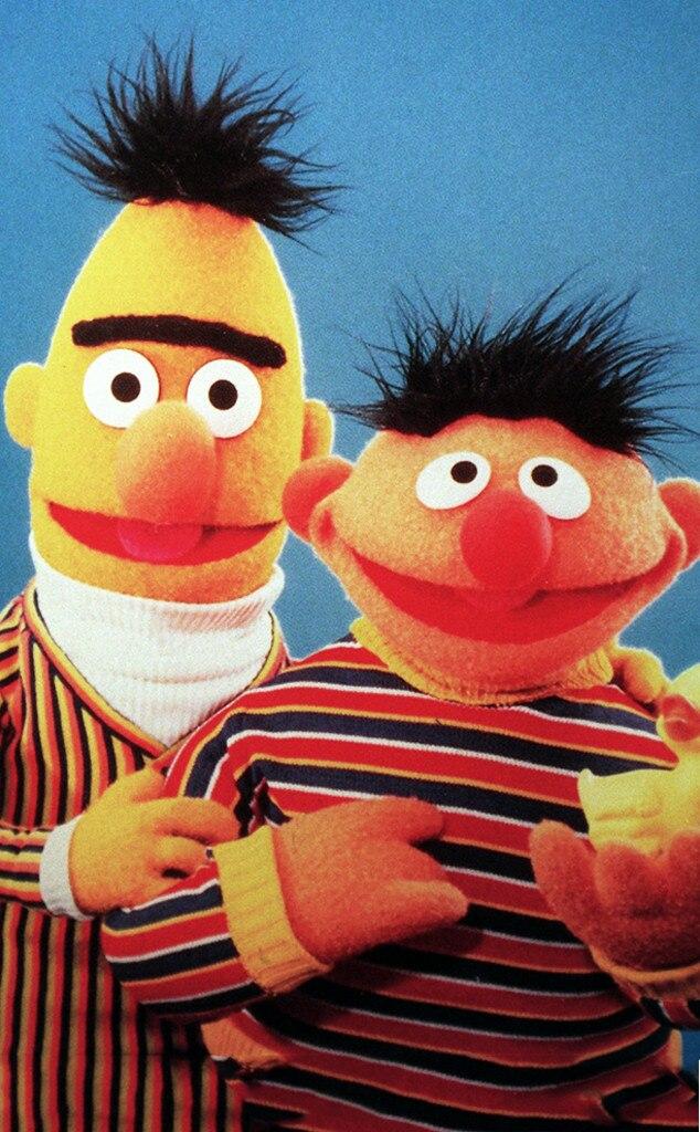 Sesame Street, Bert and Ernie