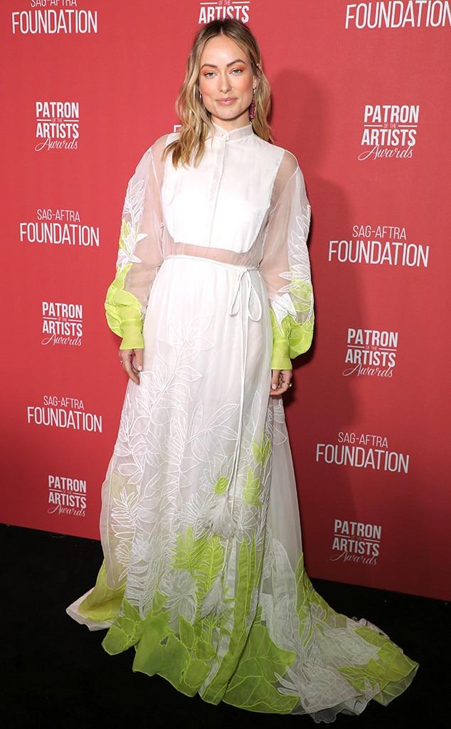 Olivia Wilde, Fashion Police widget