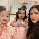 Dream Kardashian fête son 3e anniversaire