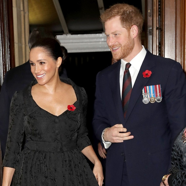 How Harry and Meghan spent Thanksgiving
