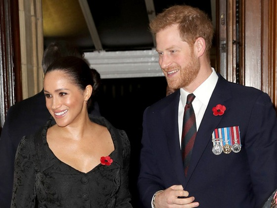 Meghan Markle and Prince Harry's Security Will No Longer Be Paid for By Canada