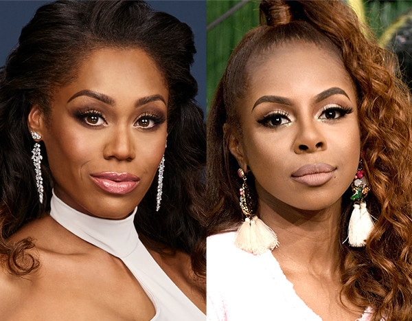 Monique Samuels Files Counter Assault Charges Against Real Housewives of Potomac Co-Star Candiace Dillard