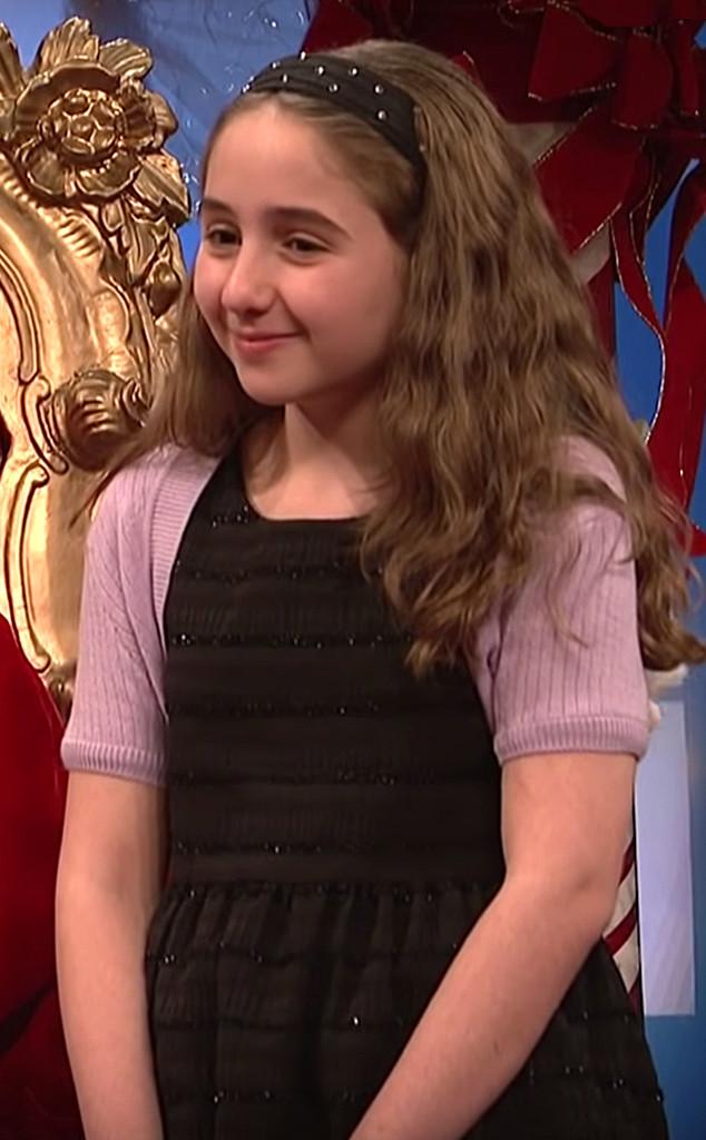 Laurel Griggs, Saturday Night Live