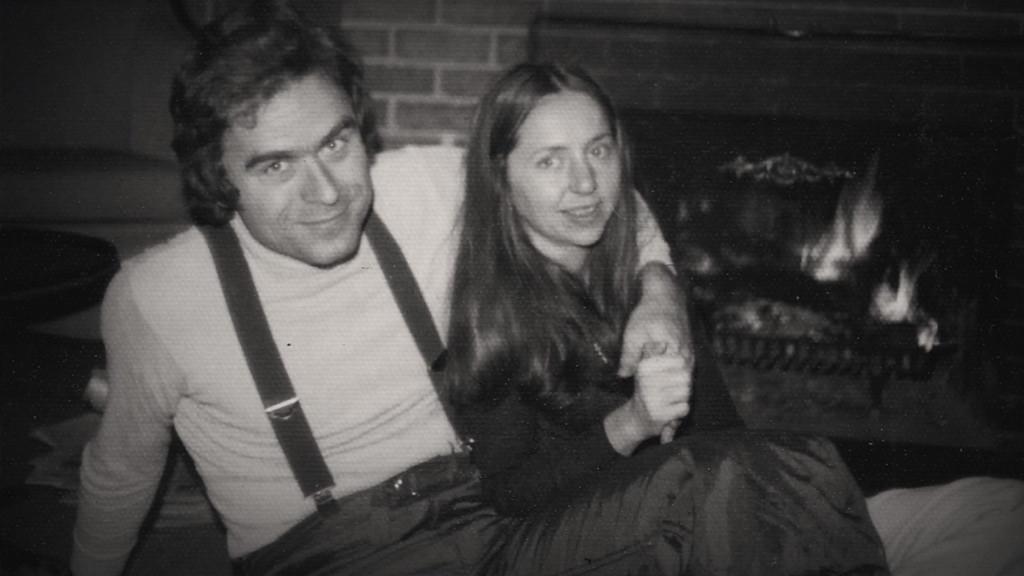 Elizabeth Kloepfer and Ted Bundy